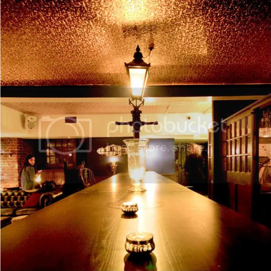 BanquetTable 1 Londons Coolest Speakeasies