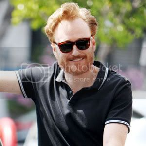 Conan O'Brien at Google